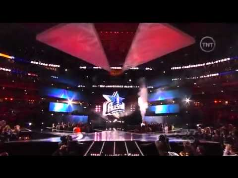 2010 NBA All Star Game Part 1