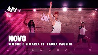Novo -  Laura Pausini ft. Simone e Simaria | FitDance TV (Coreografia) Dance Video