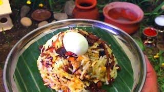 Miniature chicken biriyani   ramadan specia   Chicken biriyani recipe   Mini cooking smokeybiriyani