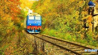 Trainspotting in Muntii Apuseni Mountains [Autumn Edition] - 19 October 2013