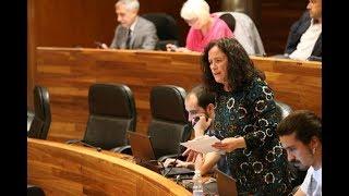 Qué medidas tiene pensado llevar a cabo el gobierno para recuperar la producción láctea en Asturias?