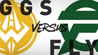 NA LCS - Golden Guardians vs FlyQuest - Week 9 Day 1