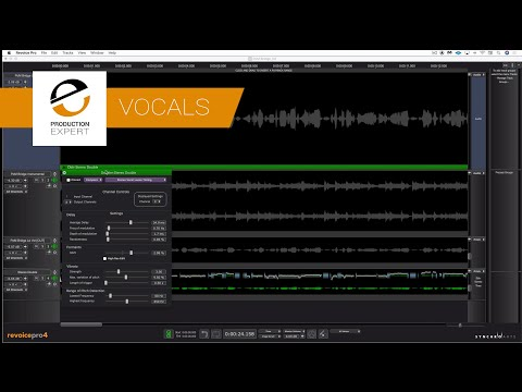 Use Synchro Arts Revoice Pro To Characterfully Fatten Your Lead Vocal