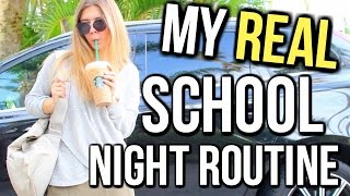 One of Danielle Marie Carolan's most viewed videos: SCHOOL NIGHT ROUTINE