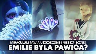 Emilie była pawicą?! Miraculum Pawia!    MAYURA (Dzień Bohaterów cz.2)    Miraculum: Odc. 25