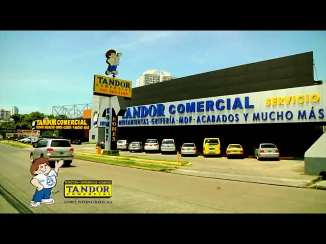 Tandor Institucional video English