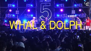 WHAL & DOLPH @ CAT T SHIRT 5