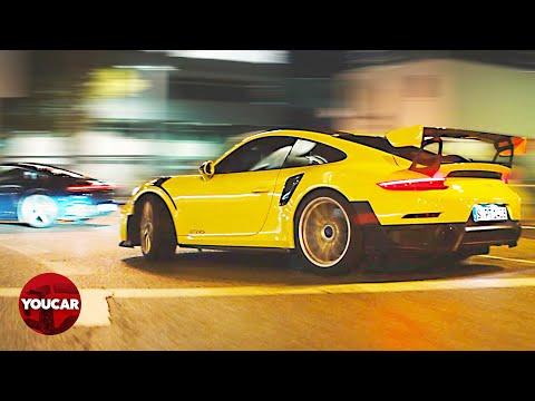 "Porsche Super Bowl Commercial EXTENDED CUT – ""The Heist"""