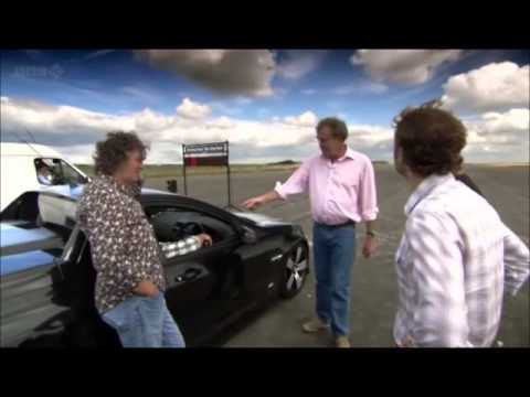 Top Gear Ford Transit VS Holden Maloo Pickup