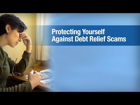 protecting-yourself-against-debt-relief-scams