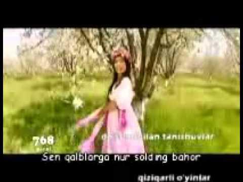 Ziyoda - bahor (with lyrics)