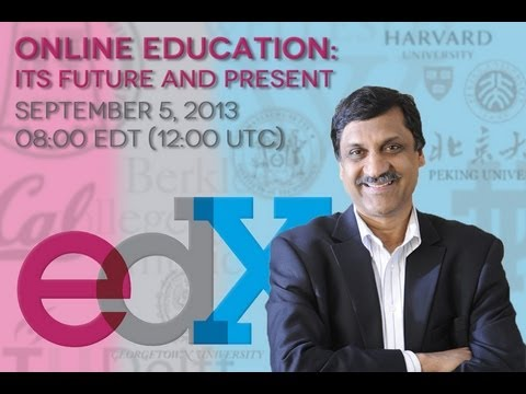 Online Education: Its Future and Present with edX