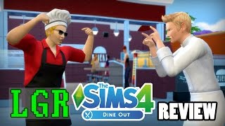 LGR - The Sims 4 Dine Out Review(, 2016-06-07T17:00:01.000Z)
