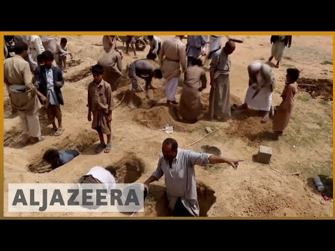 🇾🇪 Yemen: Air raids kill dozens of children | Al Jazeera English