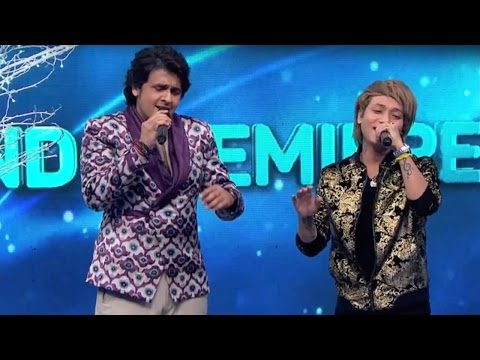 Indian Idol 9 | Episode 7 begins | Jeli Kayi gets special support from Sonu Nigam | 14 Jan 2017