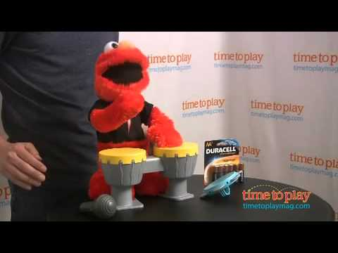 Lets Rock Elmo From Hasbro Youtube