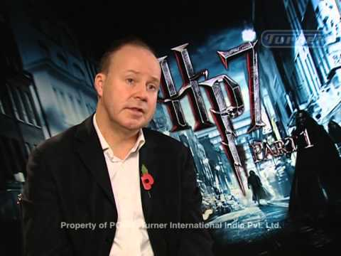 Interview with Mr. David Yates, director Harry Potter film series