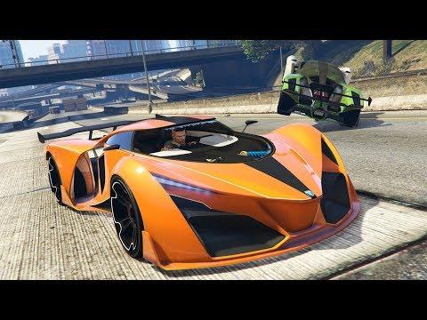 GTA 5 Đi Cướp Siêu Xe Khủng Nhất Trong Thành phố Và Cái Kết Bị Cớm Đuổi SML