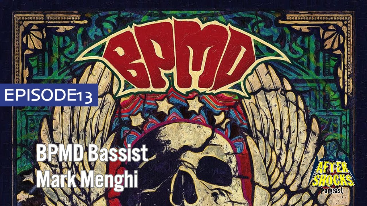 How Do You End Up Being In Two Supergroups  - BPMD Bassist Mark Menghi