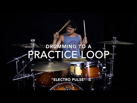Practice Loop for Drummers - Free Download - Eric Fisher