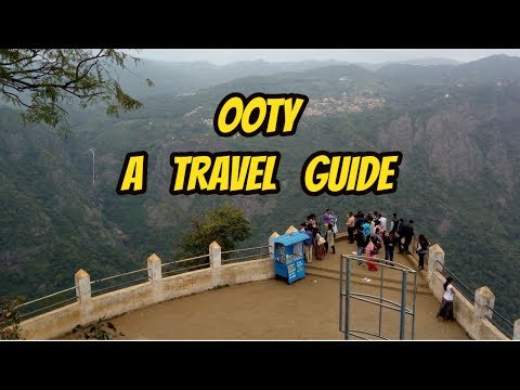 OOTY TRAVEL GUIDE  WITH  VIJAY  ANAND