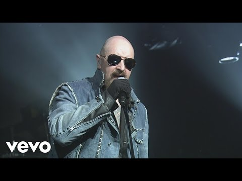 Anne Erickson - Rob Halford Says 'There's Definitely A New Judas Priest Album On The Way'