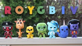 Baixar Rainbow Funko Pop Challenge! *ROYGBIV*