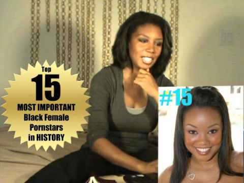 The Top 15 most important Black Pornstars in History & Organized Crime in the Porn Industry