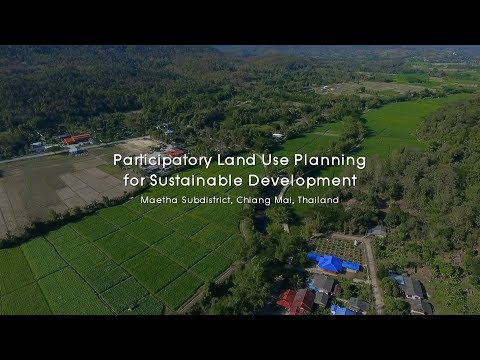 Participatory Land Use Planning for Sustainable Development