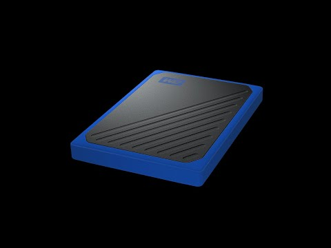 Western Digital My Passport™ Go Tough SSD Review