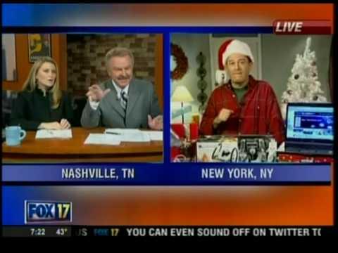 WZTV-TV Fox 17 Tennessee Steve Greenberg Toys for Kids for Holidays