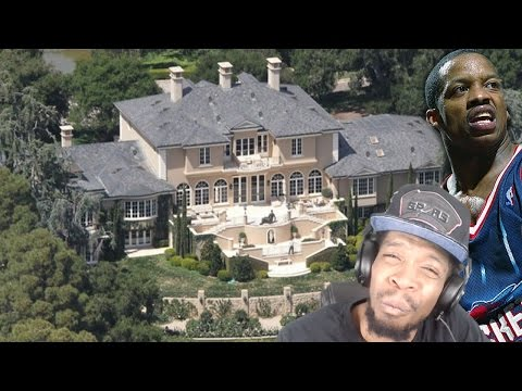 THE CRAZIEST CRIB EVER OMG!!! STEVIE FRANCHISE MTV CRIBS REACTION