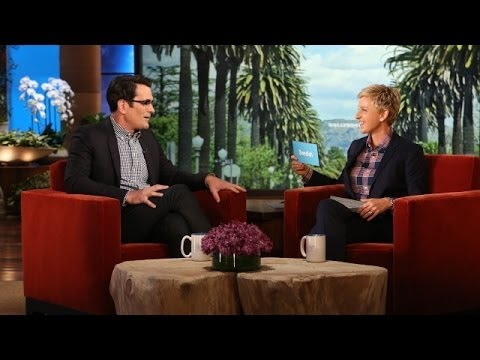 The Many Accents of Ty Burrell
