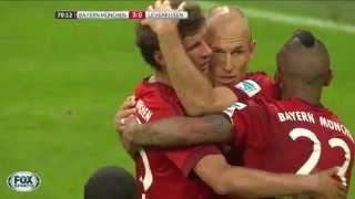 Samenvatting Bayern München-Bayer Leverkusen