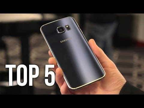 Top 5 Samsung Galaxy S6 Features!