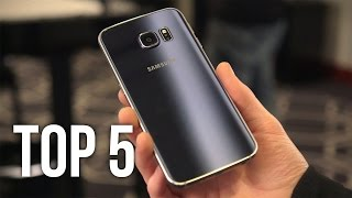 Top 5 Samsung Galaxy S6 Features! thumbnail