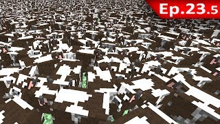 Tackle⁴⁸²⁶ Minecraft (1.7.9) #23.5 - เคลื่อนย้ายกองทัพมหาวัว