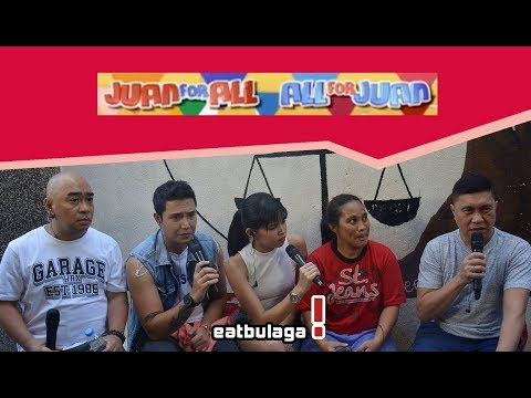 Juan For All, All For Juan Sugod Bahay | February 20,  2018