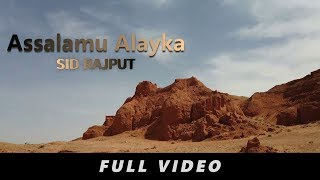 Assalamu Alayka ( Arabic )   Full Video   Sid Rajput   Arabic Nasheed 2020