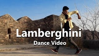 Lamberghini (Full Dance Video) | Latest Punjabi Song | By Yogesh Sharma Choreography