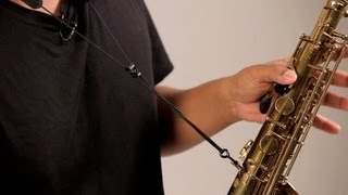 How to Play the Saxophone Octave Key | Saxophone Lessons
