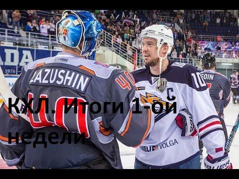 Турнирная таблица : Континентальная Хоккейная Лига (КХЛ)
