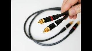 Скачать Как сделать аудиофильский кабель за 5 минут