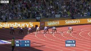 Adam Gemili goes sub 10 seconds in 100m for first time