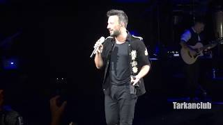 "TARKAN: ""Beni Çok Sev"" Live @ Harbiye, Istanbul - September 6th, 2017 Video"