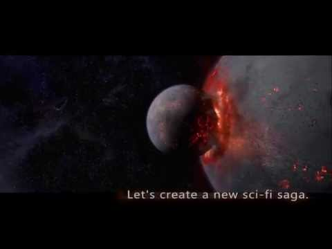 New Worlds Project: Let's Create a New Sci-Fi Saga