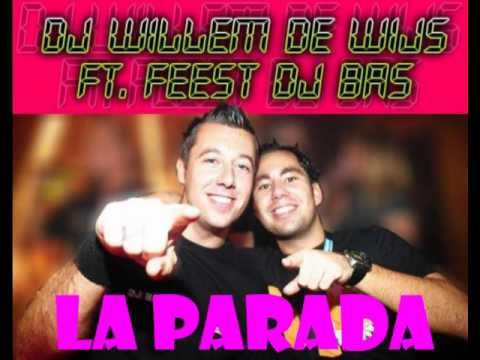 DJ Arnoud and DJ Bas.Eu Neem Me Mee
