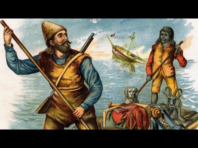 Top 10 Notes: Robinson Crusoe