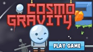 Cosmo Gravity 2  Leve01-Leve24 Walkthrough
