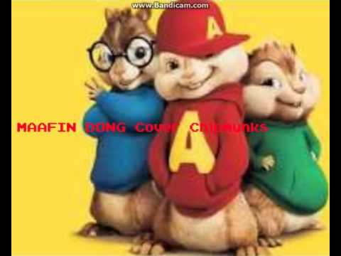 Parody MAAFIN DONG Cover Chipmunks